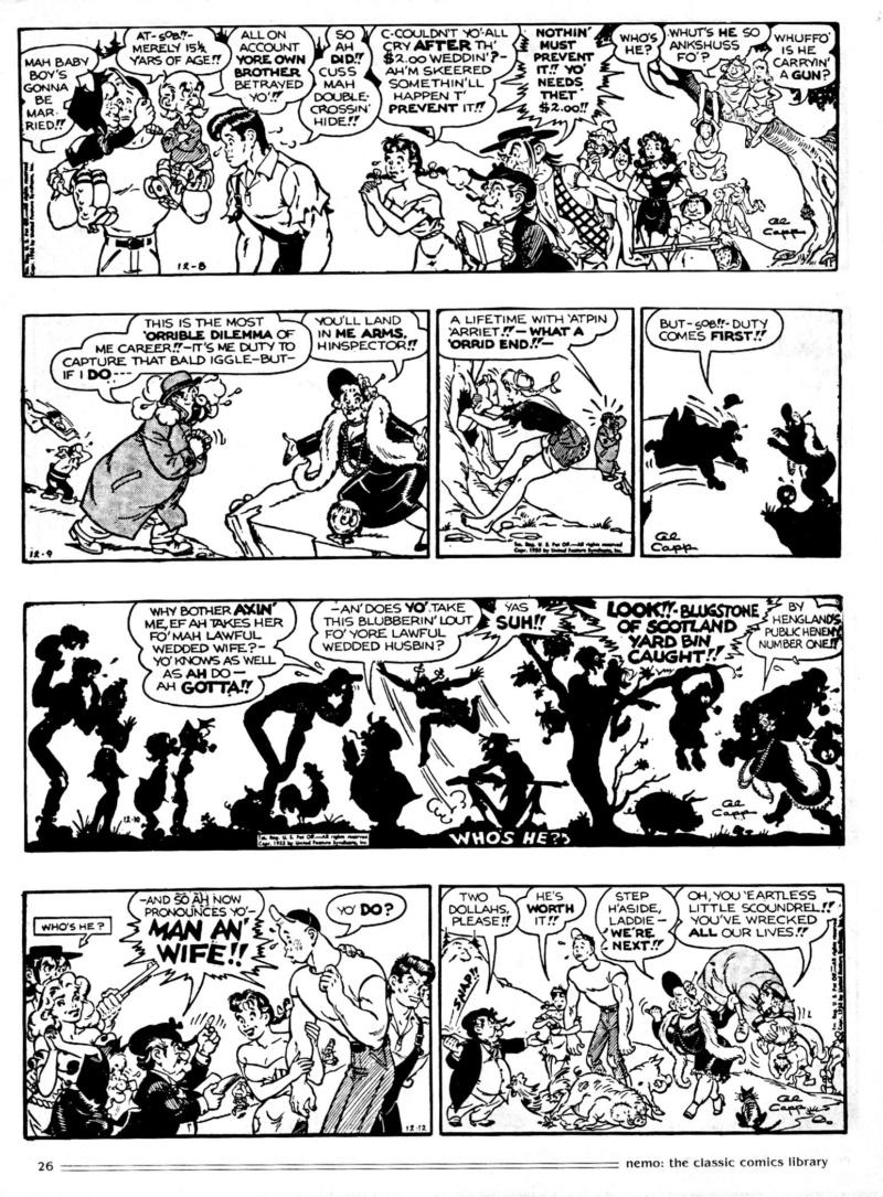 9ème Art, musée de la bande dessinée par Morris et Vankeer - Page 16 Nemo_137