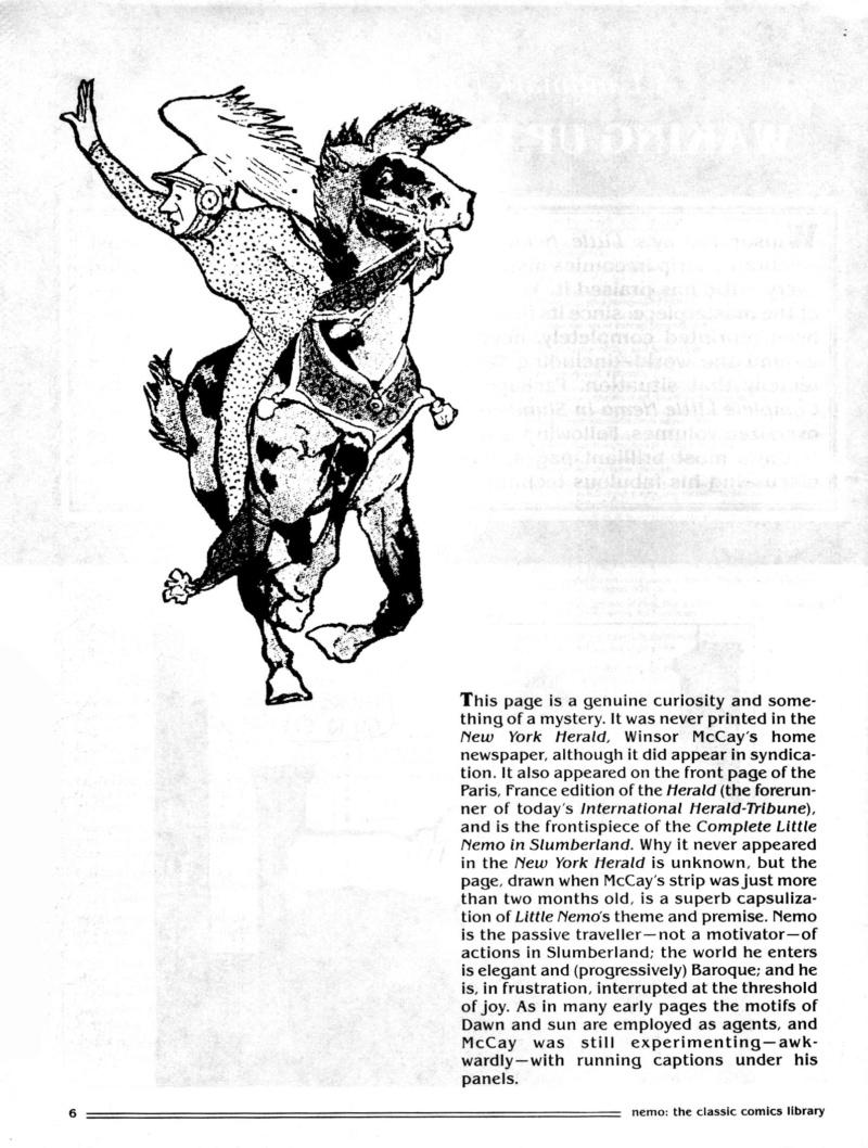 9ème Art, musée de la bande dessinée par Morris et Vankeer - Page 13 Nemo_310