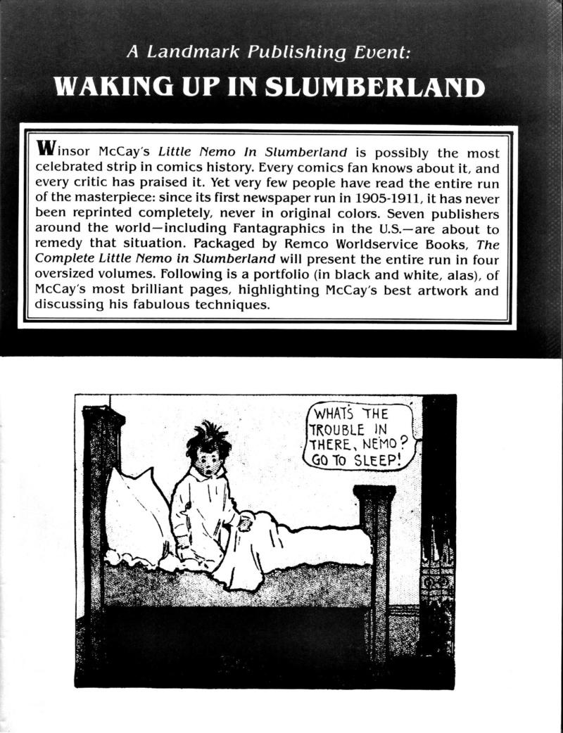 9ème Art, musée de la bande dessinée par Morris et Vankeer - Page 13 Nemo_311