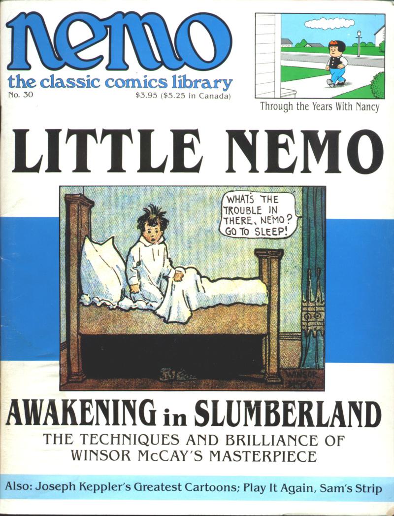 9ème Art, musée de la bande dessinée par Morris et Vankeer - Page 13 Nemo_312