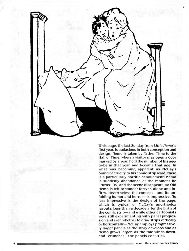 9ème Art, musée de la bande dessinée par Morris et Vankeer - Page 13 Nemo_313