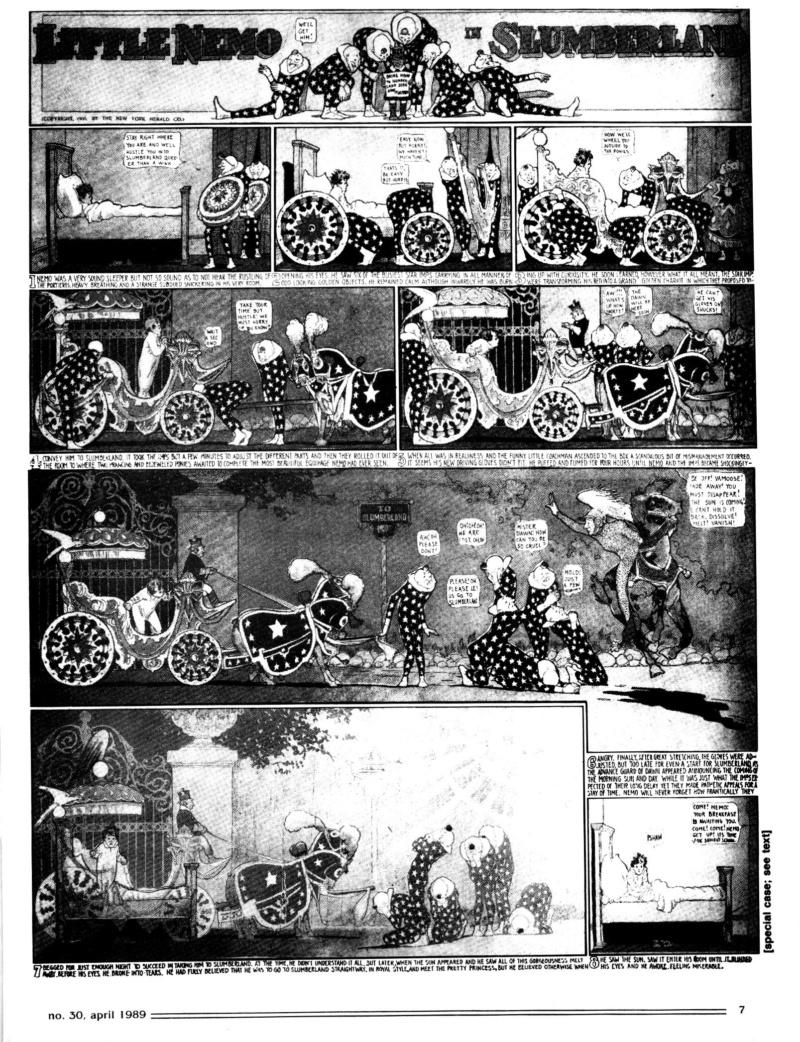 9ème Art, musée de la bande dessinée par Morris et Vankeer - Page 13 Nemo_315