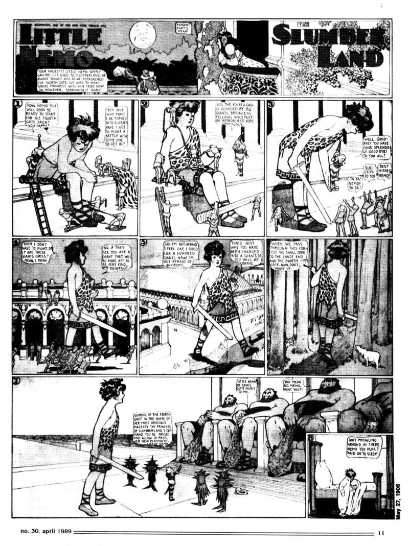 9ème Art, musée de la bande dessinée par Morris et Vankeer - Page 13 Nemo_318