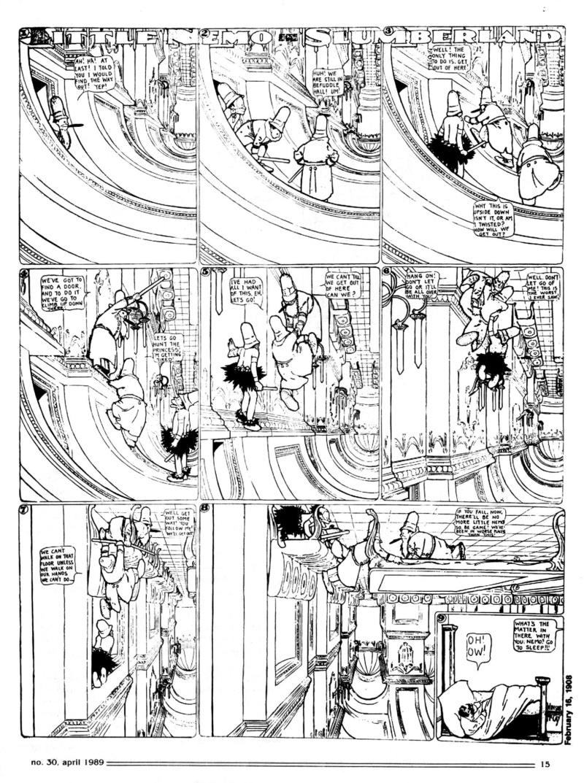 9ème Art, musée de la bande dessinée par Morris et Vankeer - Page 13 Nemo_320