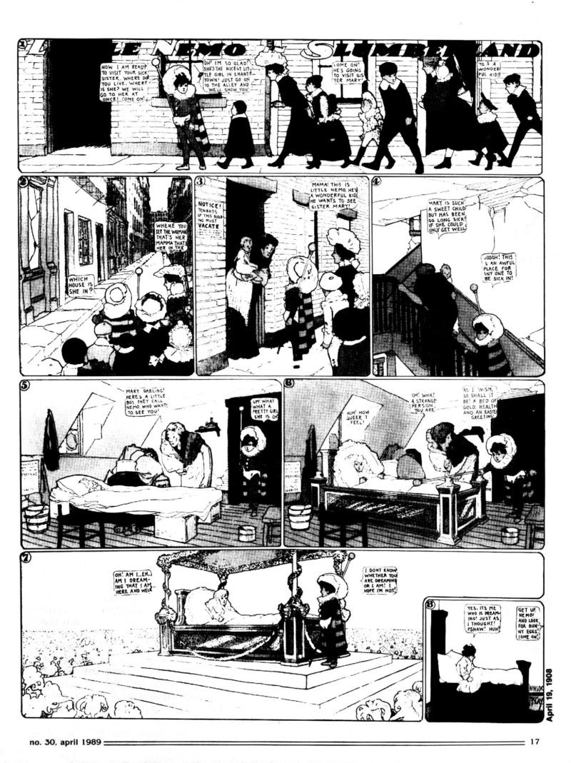 9ème Art, musée de la bande dessinée par Morris et Vankeer - Page 13 Nemo_324