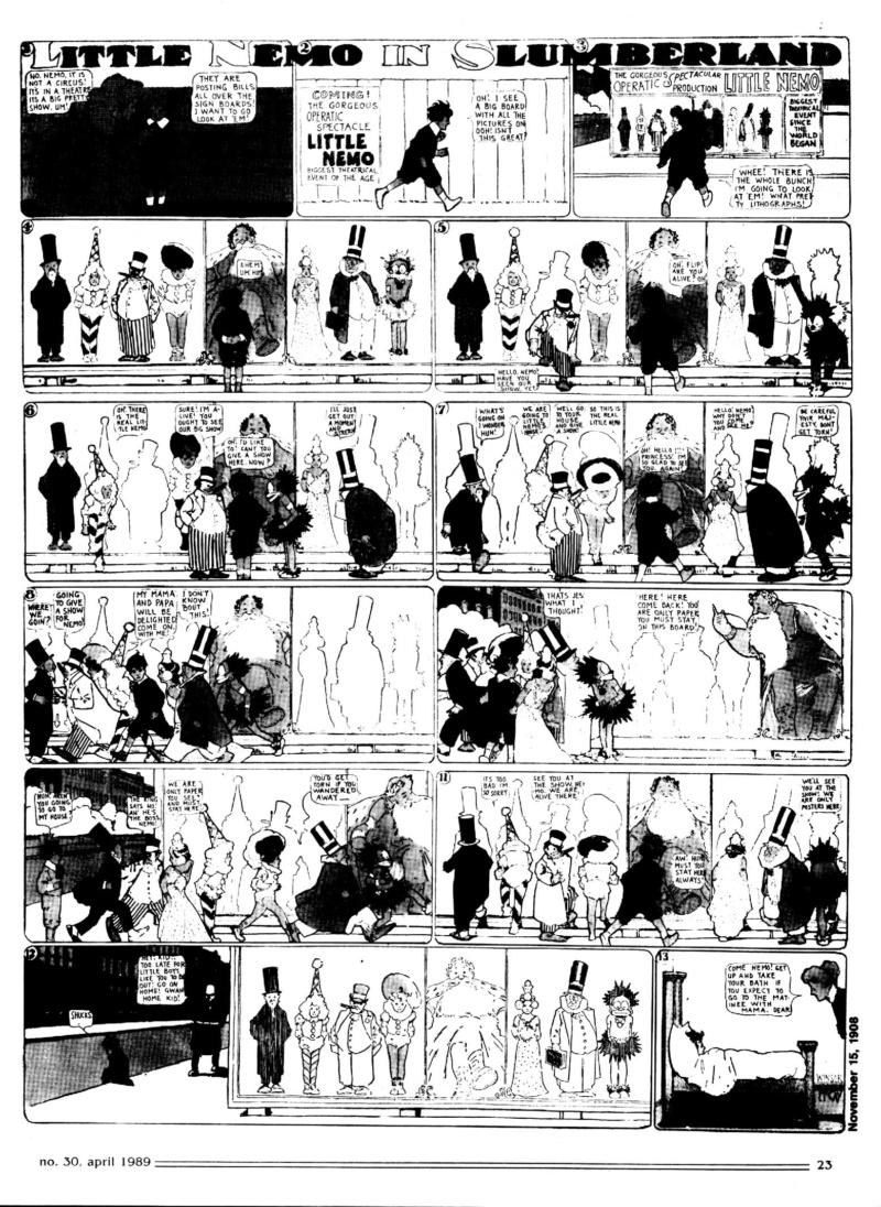 9ème Art, musée de la bande dessinée par Morris et Vankeer - Page 13 Nemo_330