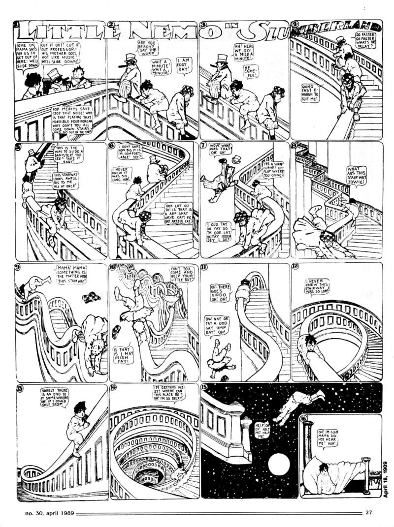 9ème Art, musée de la bande dessinée par Morris et Vankeer - Page 13 Nemo_333