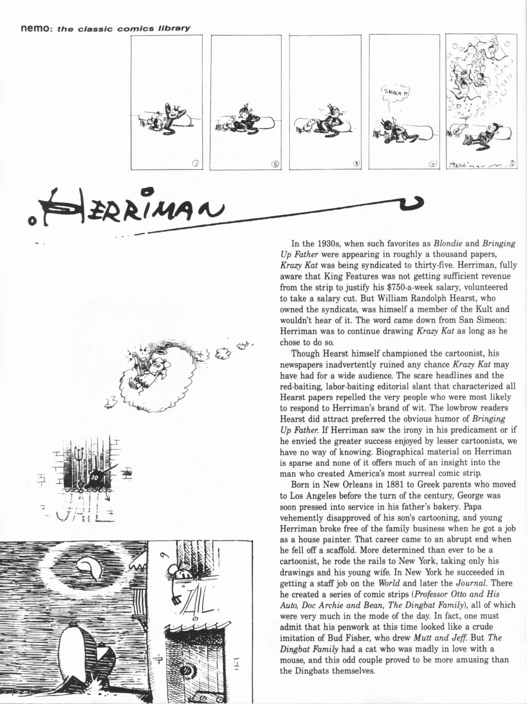 9ème Art, musée de la bande dessinée par Morris et Vankeer - Page 17 Nemo_334