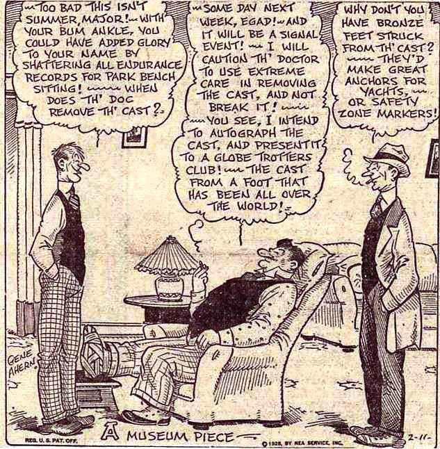 9ème Art, musée de la bande dessinée par Morris et Vankeer - Page 23 Obh-2812