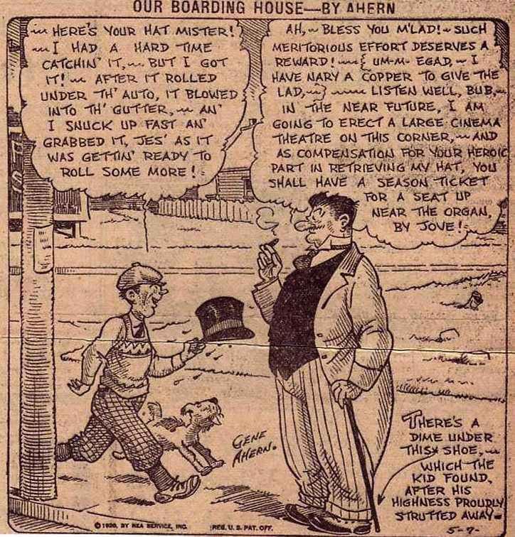 9ème Art, musée de la bande dessinée par Morris et Vankeer - Page 23 Obh-2815