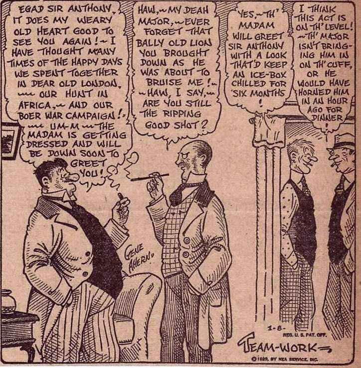 9ème Art, musée de la bande dessinée par Morris et Vankeer - Page 23 Obh-2911