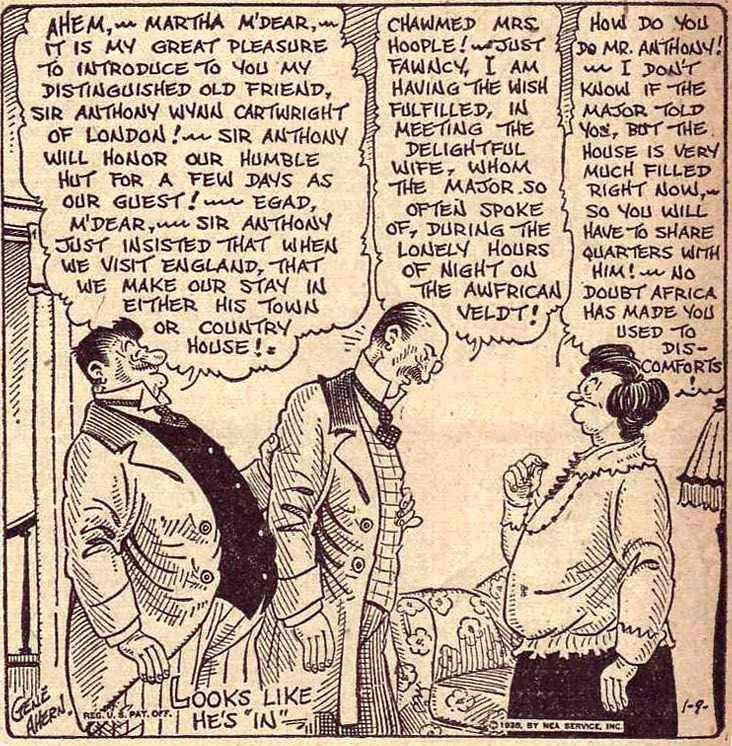9ème Art, musée de la bande dessinée par Morris et Vankeer - Page 23 Obh-2912
