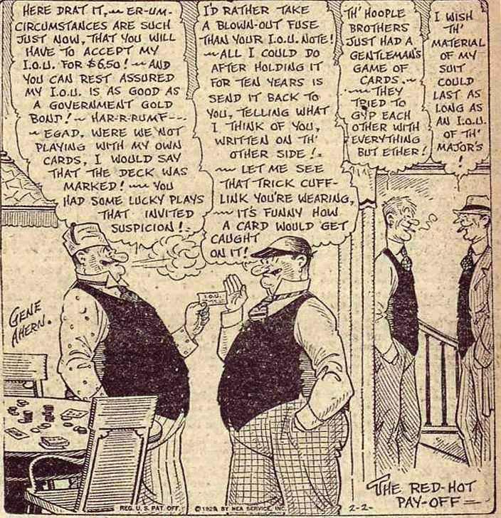 9ème Art, musée de la bande dessinée par Morris et Vankeer - Page 23 Obh-2914