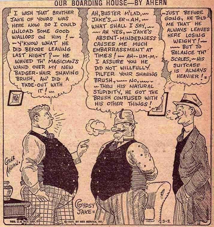 9ème Art, musée de la bande dessinée par Morris et Vankeer - Page 23 Obh-2915