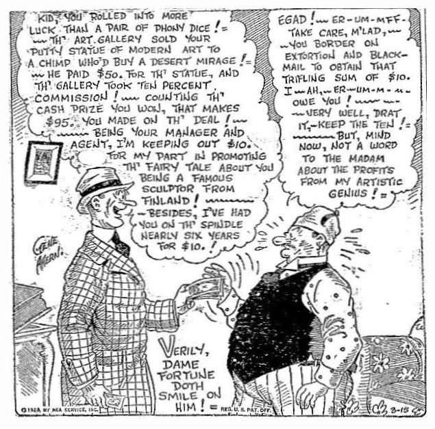 9ème Art, musée de la bande dessinée par Morris et Vankeer - Page 23 Obh-2919