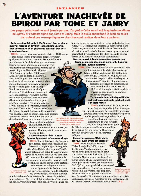 Spirou et ses dessinateurs - Page 11 P0000410