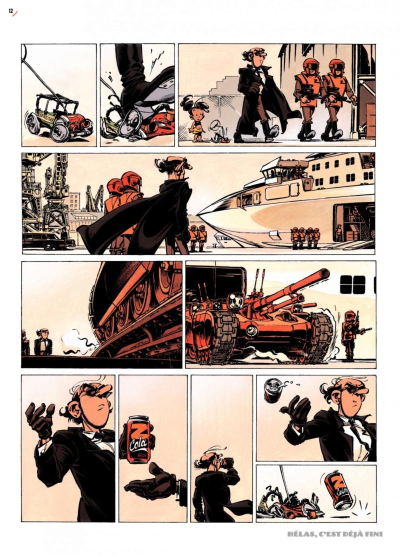 Spirou et ses dessinateurs - Page 11 P0001210