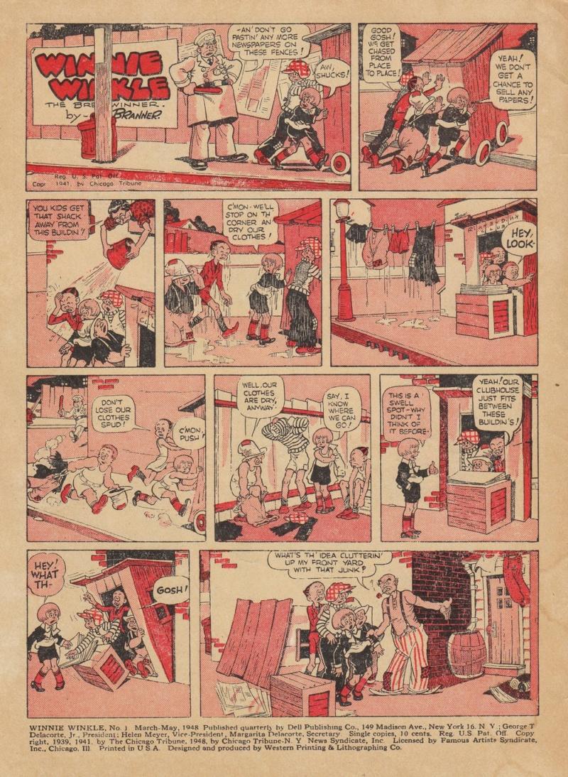 9ème Art, musée de la bande dessinée par Morris et Vankeer - Page 18 Page0017
