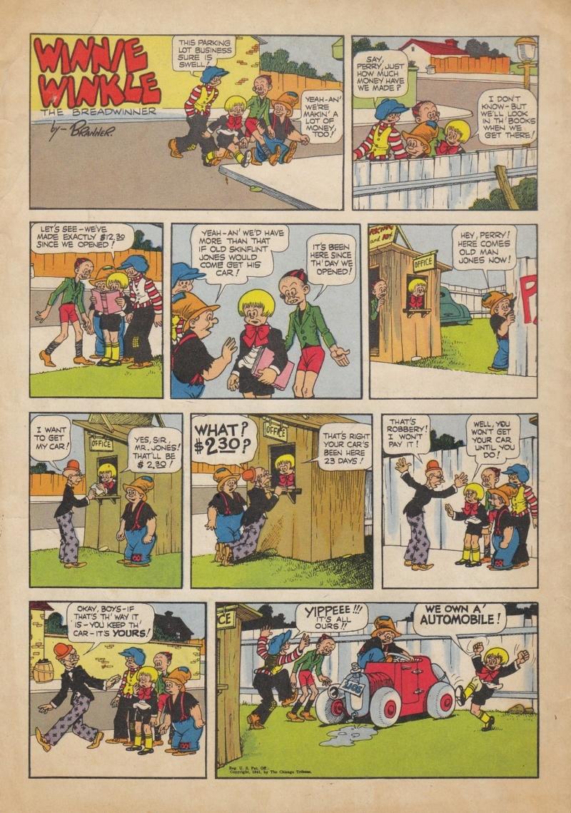 9ème Art, musée de la bande dessinée par Morris et Vankeer - Page 18 Page0311