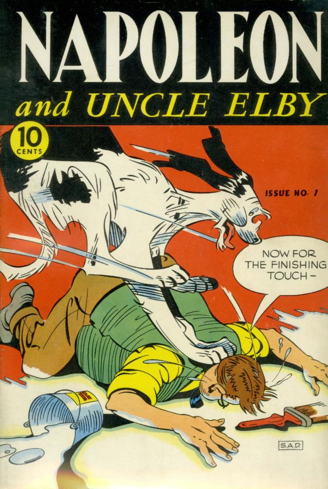 9ème Art, musée de la bande dessinée par Morris et Vankeer - Page 2 Page_051