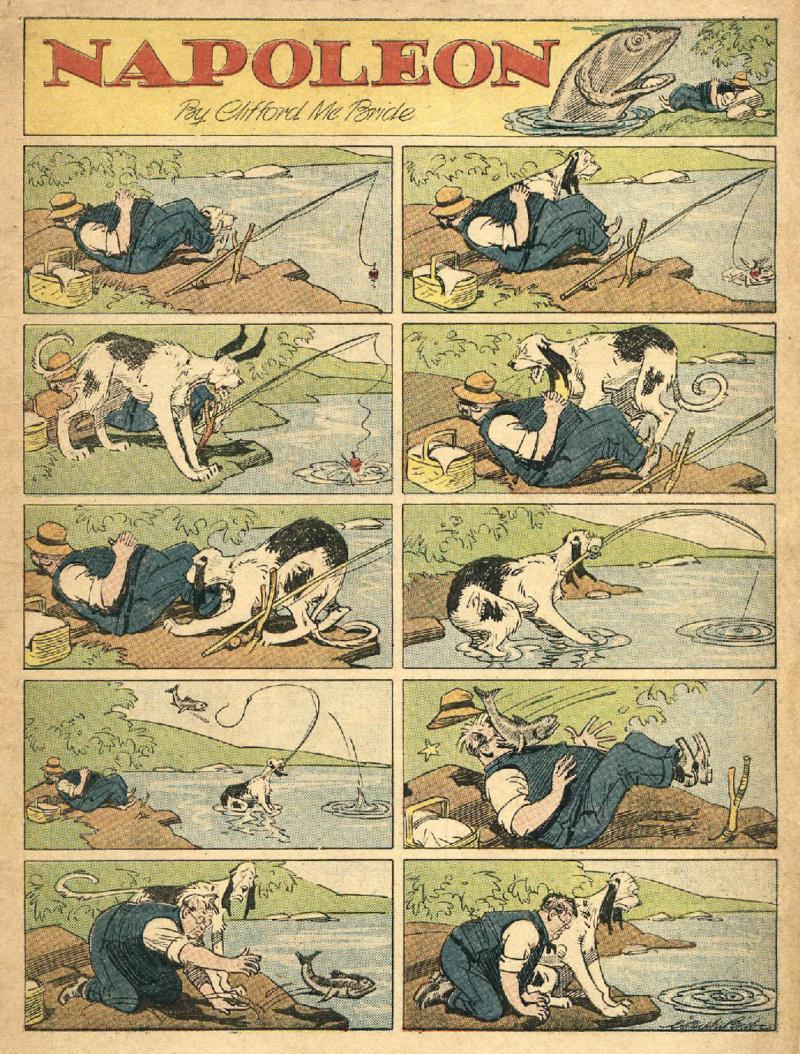 9ème Art, musée de la bande dessinée par Morris et Vankeer - Page 2 Page_052