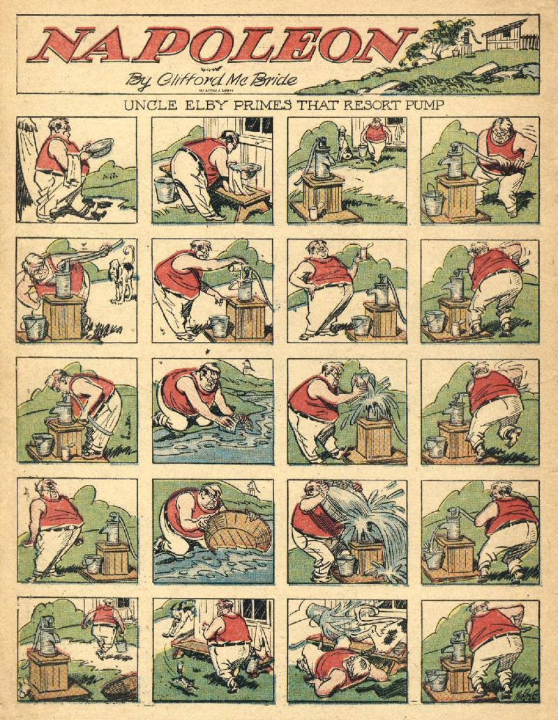 9ème Art, musée de la bande dessinée par Morris et Vankeer - Page 2 Page_053