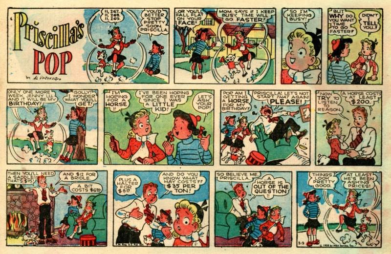 9ème Art, musée de la bande dessinée par Morris et Vankeer - Page 23 Prisci14