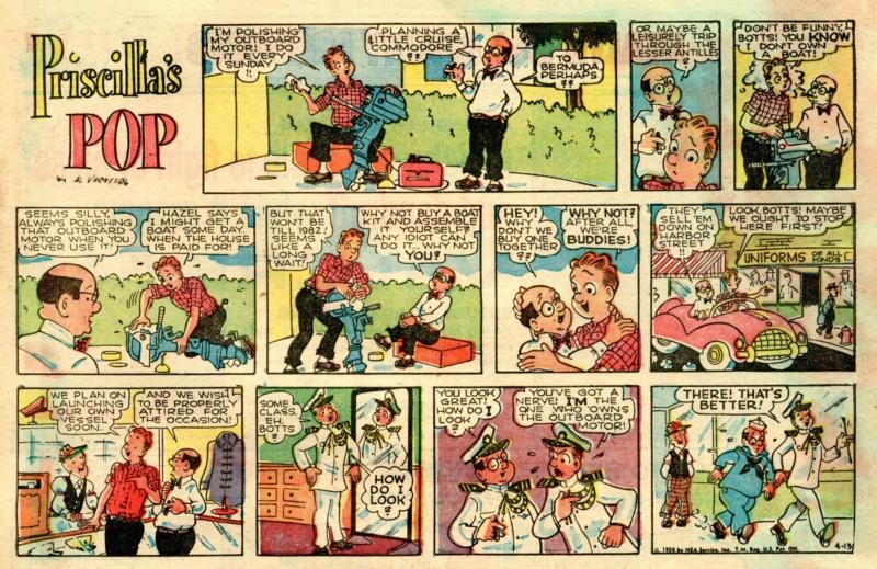9ème Art, musée de la bande dessinée par Morris et Vankeer - Page 23 Prisci17