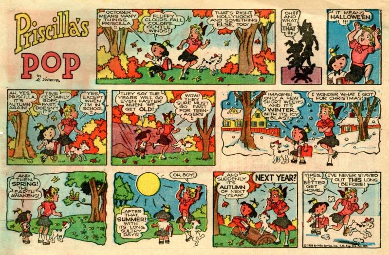 9ème Art, musée de la bande dessinée par Morris et Vankeer - Page 23 Prisci21