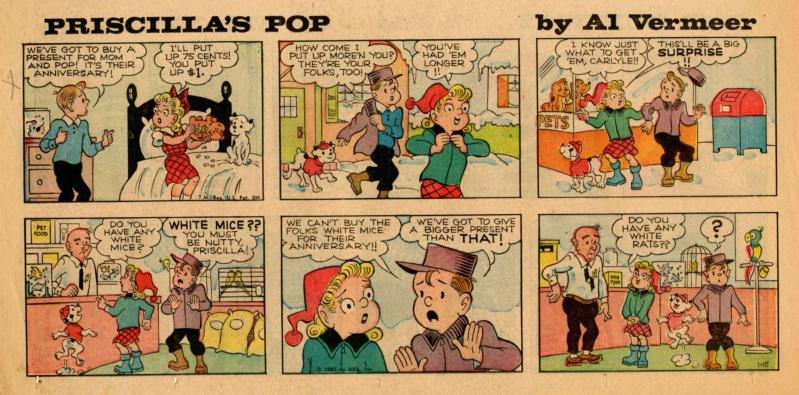 9ème Art, musée de la bande dessinée par Morris et Vankeer - Page 23 Prisci26