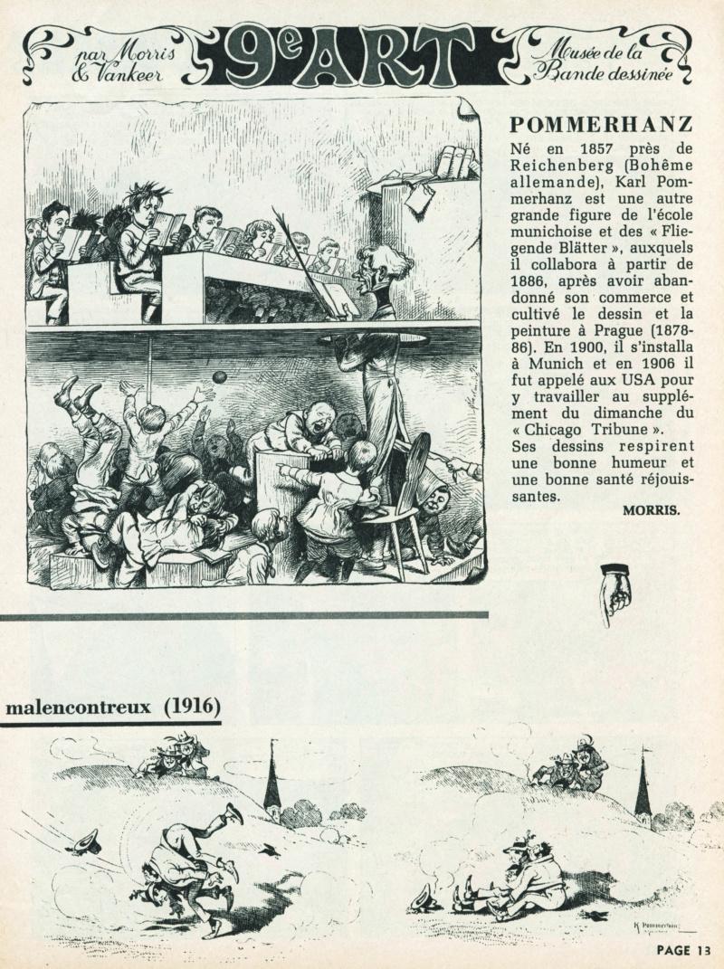 9ème Art, musée de la bande dessinée par Morris et Vankeer - Page 2 S96n1415