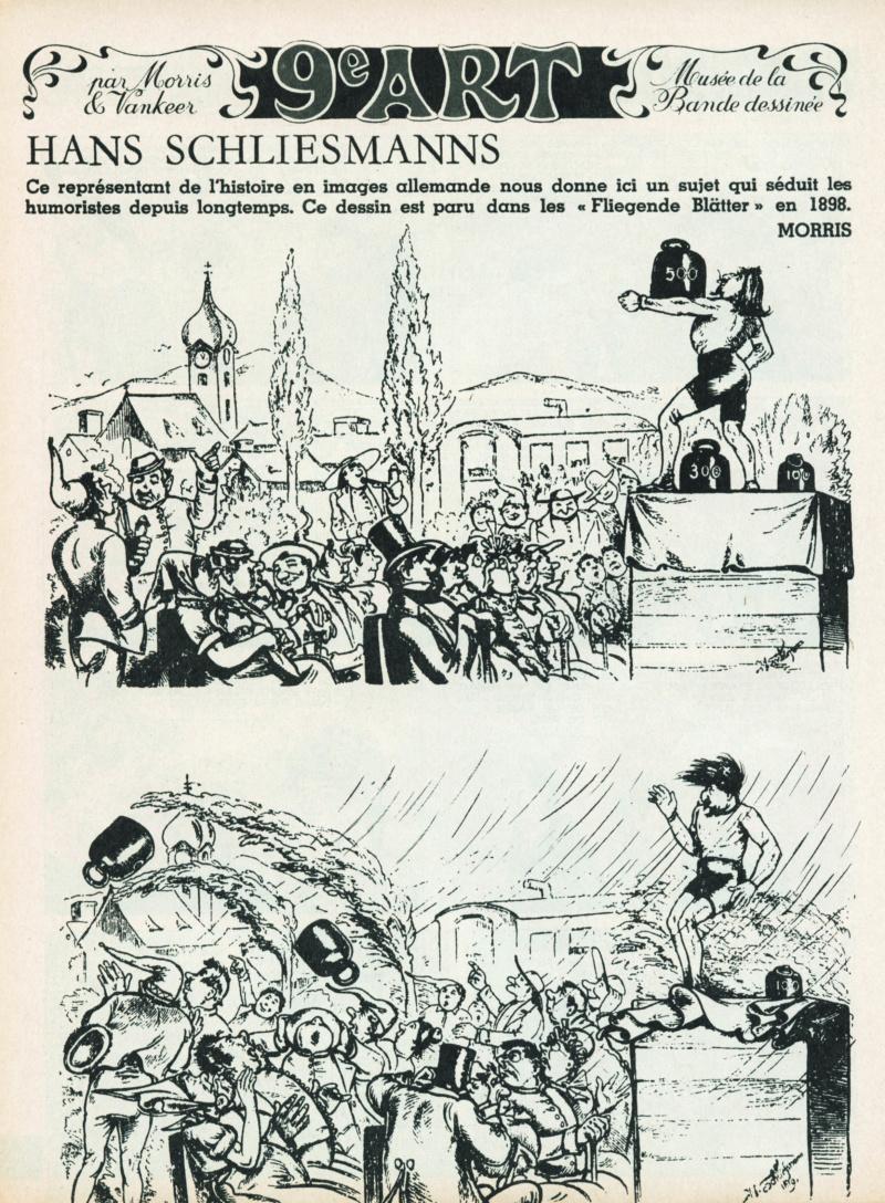 9ème Art, musée de la bande dessinée par Morris et Vankeer - Page 2 S96n1416