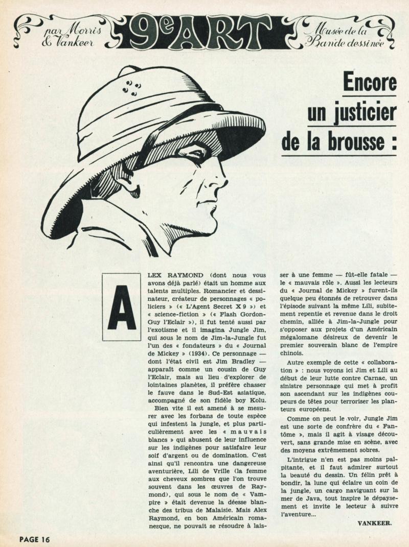 9ème Art, musée de la bande dessinée par Morris et Vankeer - Page 2 S96n1417