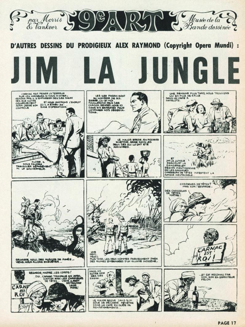 9ème Art, musée de la bande dessinée par Morris et Vankeer - Page 2 S96n1418
