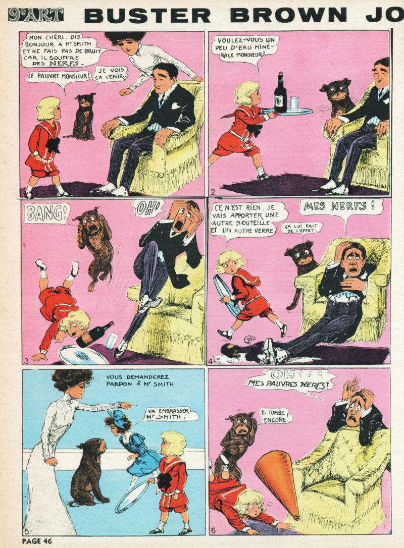 9ème Art, musée de la bande dessinée par Morris et Vankeer - Page 2 S96n1422