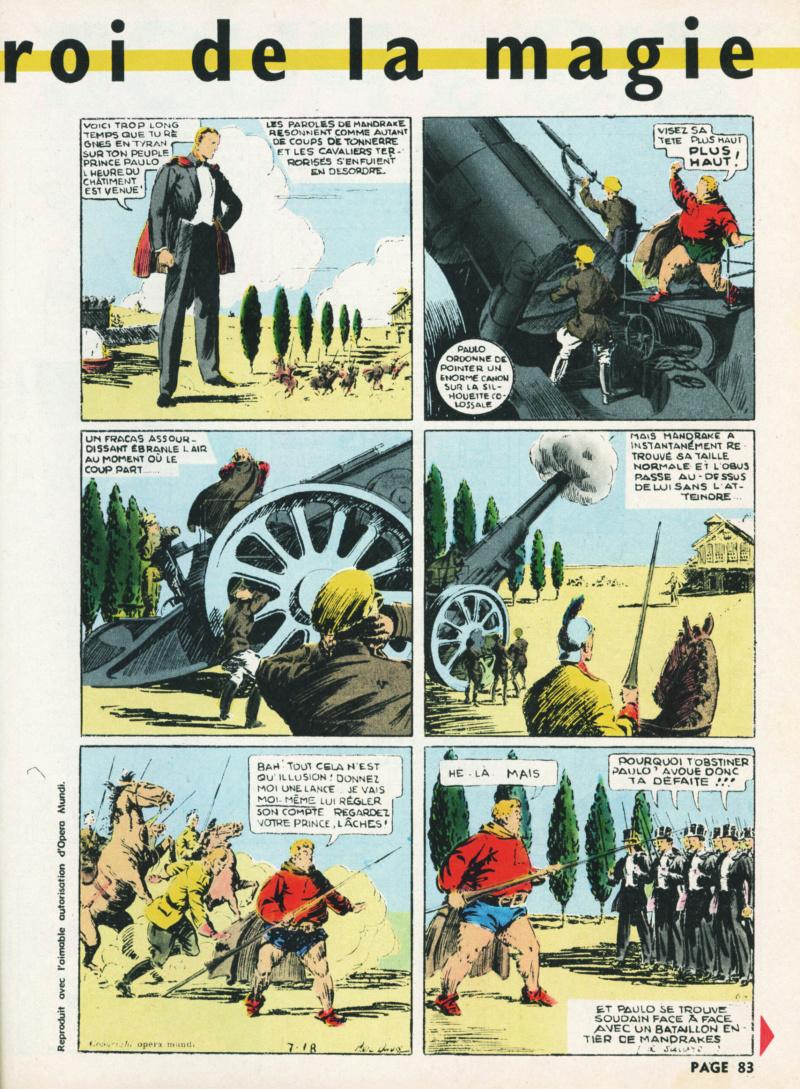 9ème Art, musée de la bande dessinée par Morris et Vankeer - Page 2 S97n1412