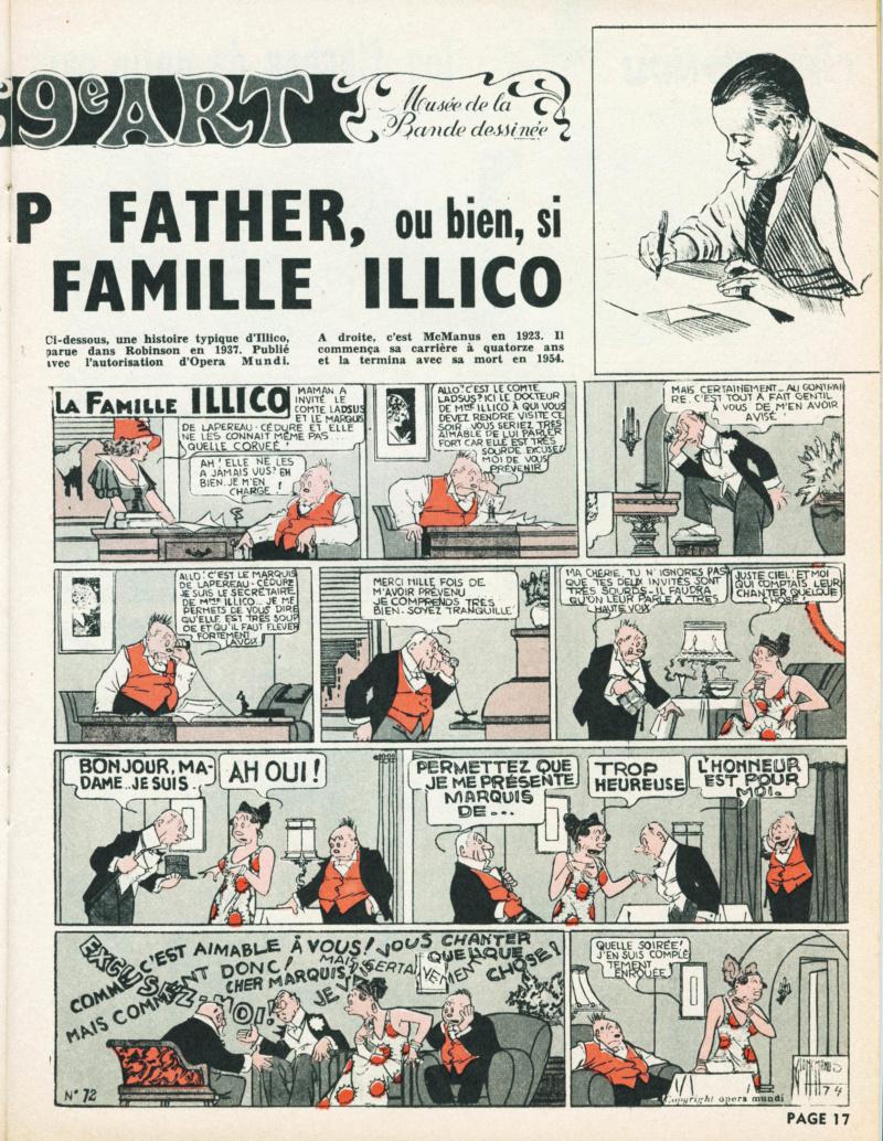 9ème Art, musée de la bande dessinée par Morris et Vankeer - Page 3 S97n1418