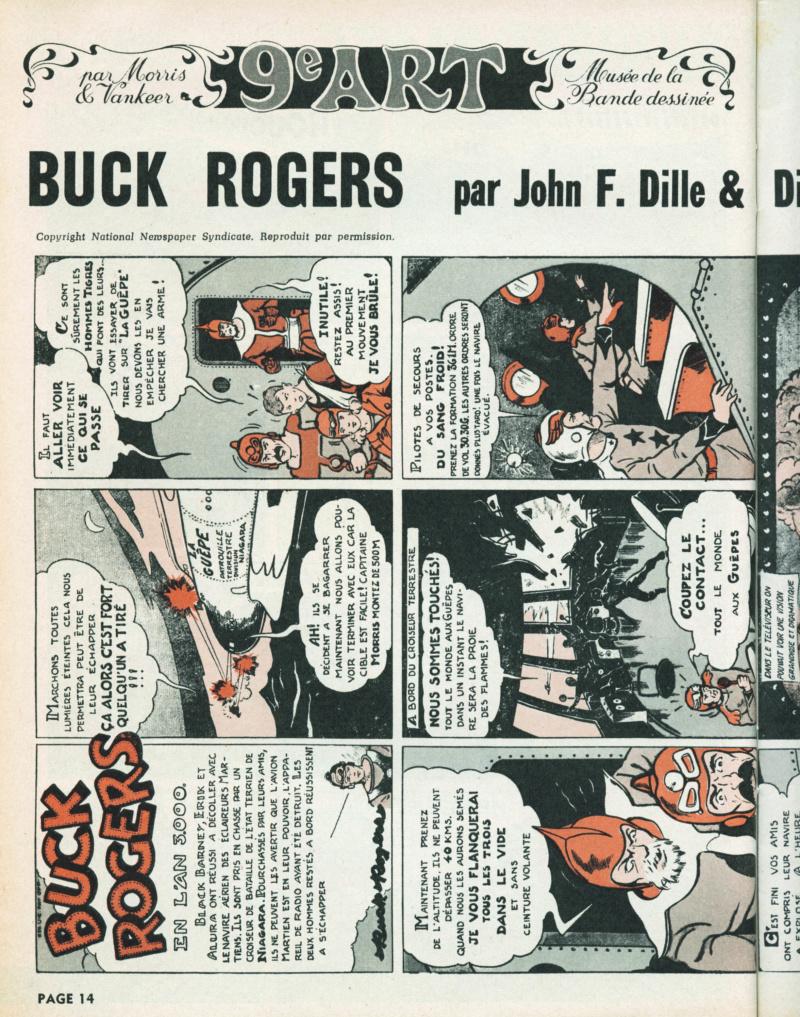 9ème Art, musée de la bande dessinée par Morris et Vankeer - Page 6 S97n1434