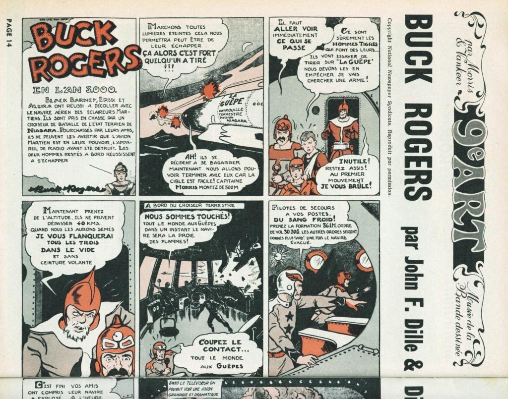9ème Art, musée de la bande dessinée par Morris et Vankeer - Page 6 S97n1437