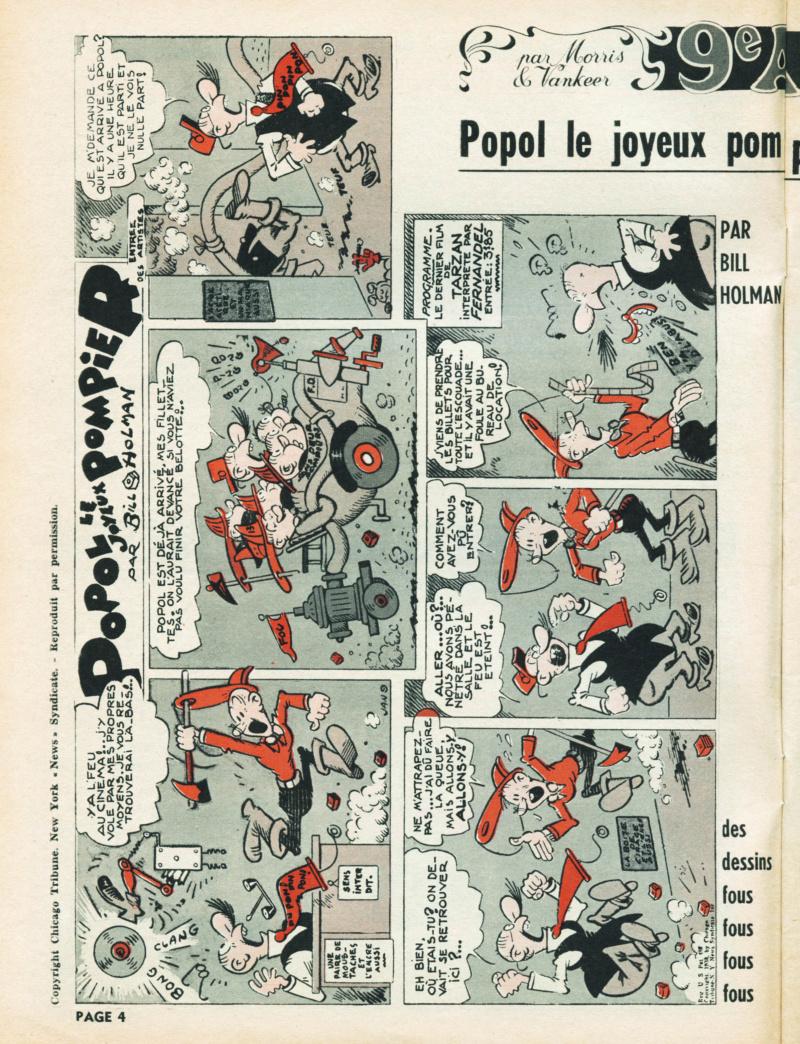 9ème Art, musée de la bande dessinée par Morris et Vankeer - Page 6 S98n1412