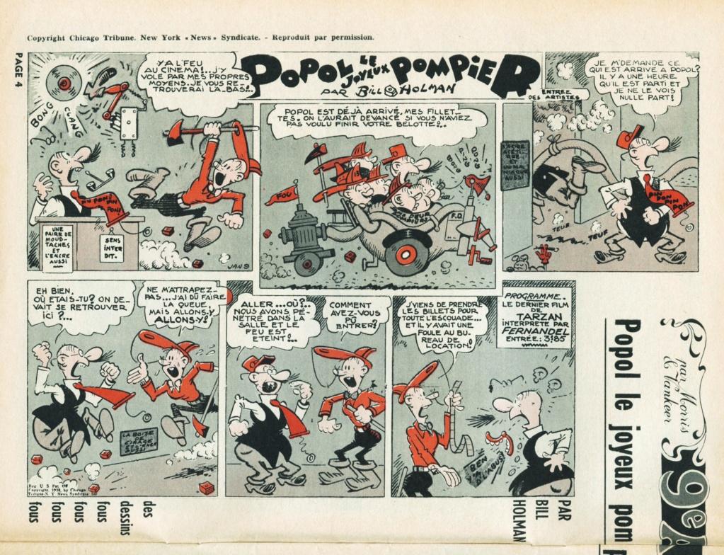9ème Art, musée de la bande dessinée par Morris et Vankeer - Page 6 S98n1414