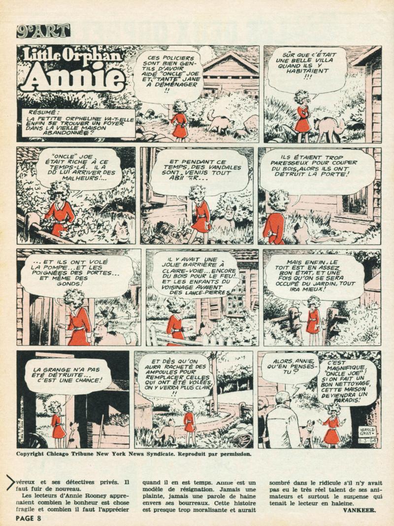9ème Art, musée de la bande dessinée par Morris et Vankeer - Page 9 S98n1427