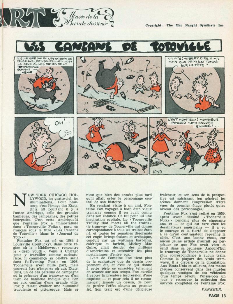 9ème Art, musée de la bande dessinée par Morris et Vankeer - Page 10 S98n1430