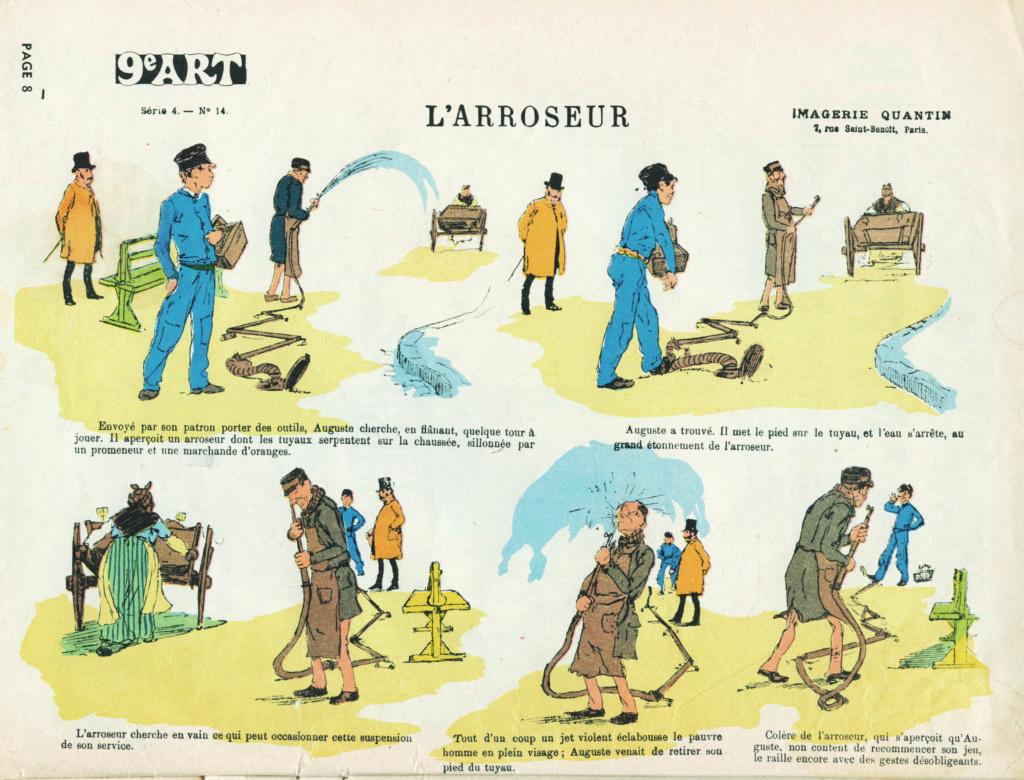 9ème Art, musée de la bande dessinée par Morris et Vankeer - Page 16 S99n1418