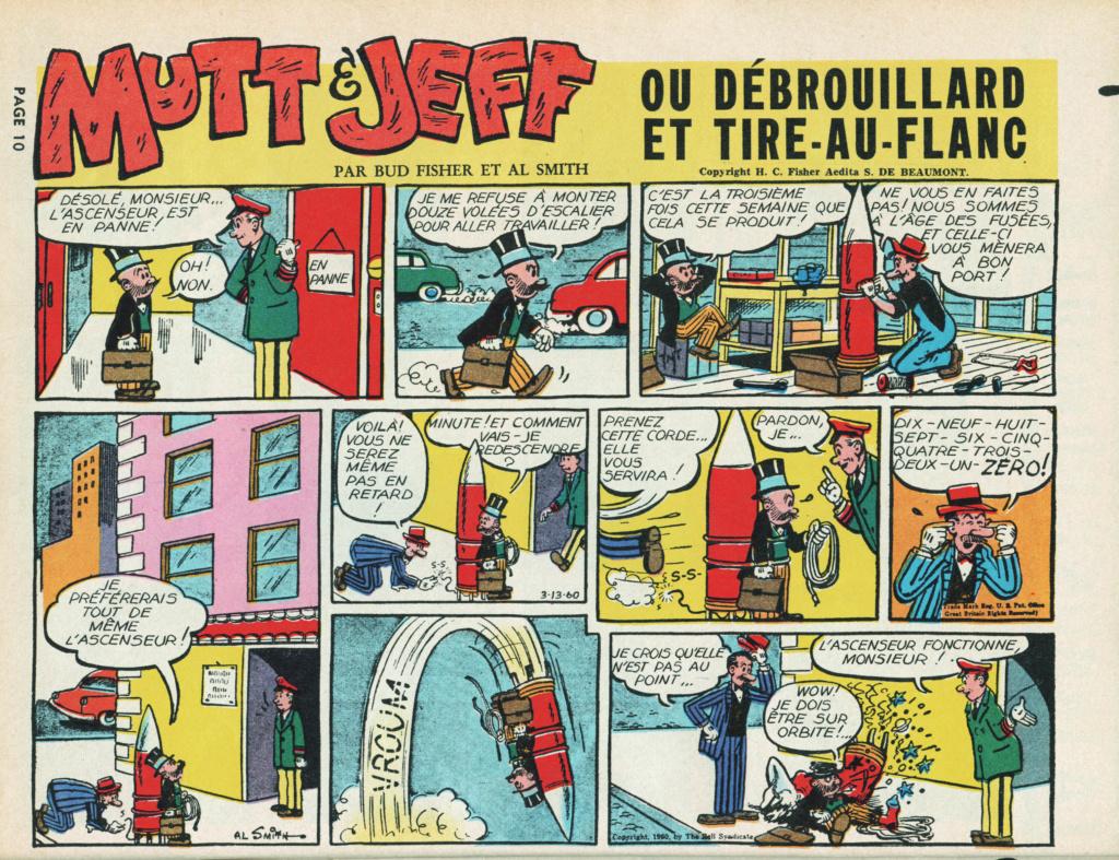 9ème Art, musée de la bande dessinée par Morris et Vankeer - Page 16 S99n1420