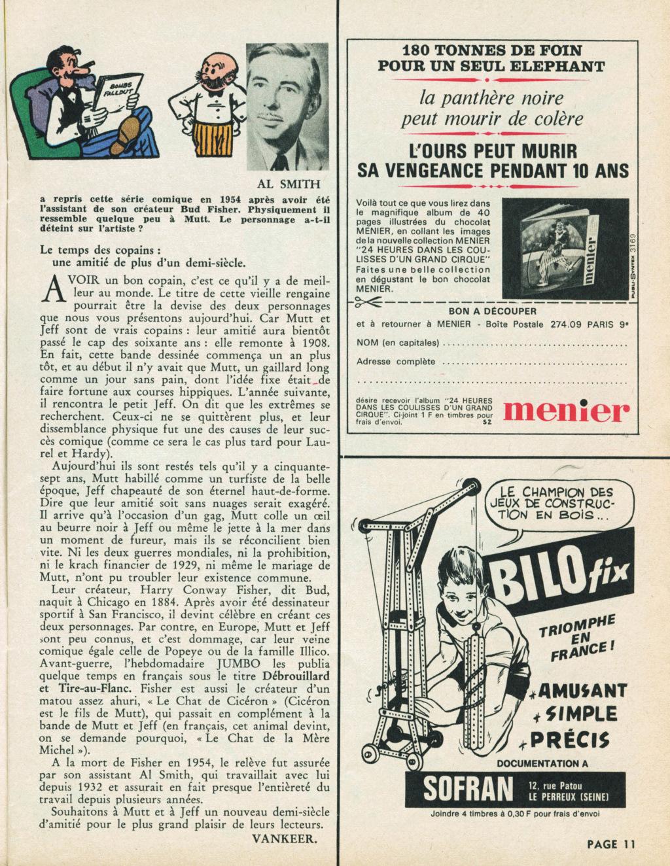 9ème Art, musée de la bande dessinée par Morris et Vankeer - Page 16 S99n1421