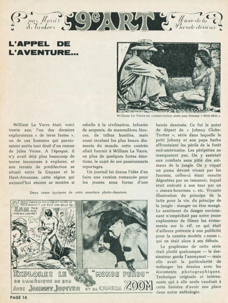 9ème Art, musée de la bande dessinée par Morris et Vankeer - Page 16 S99n1422