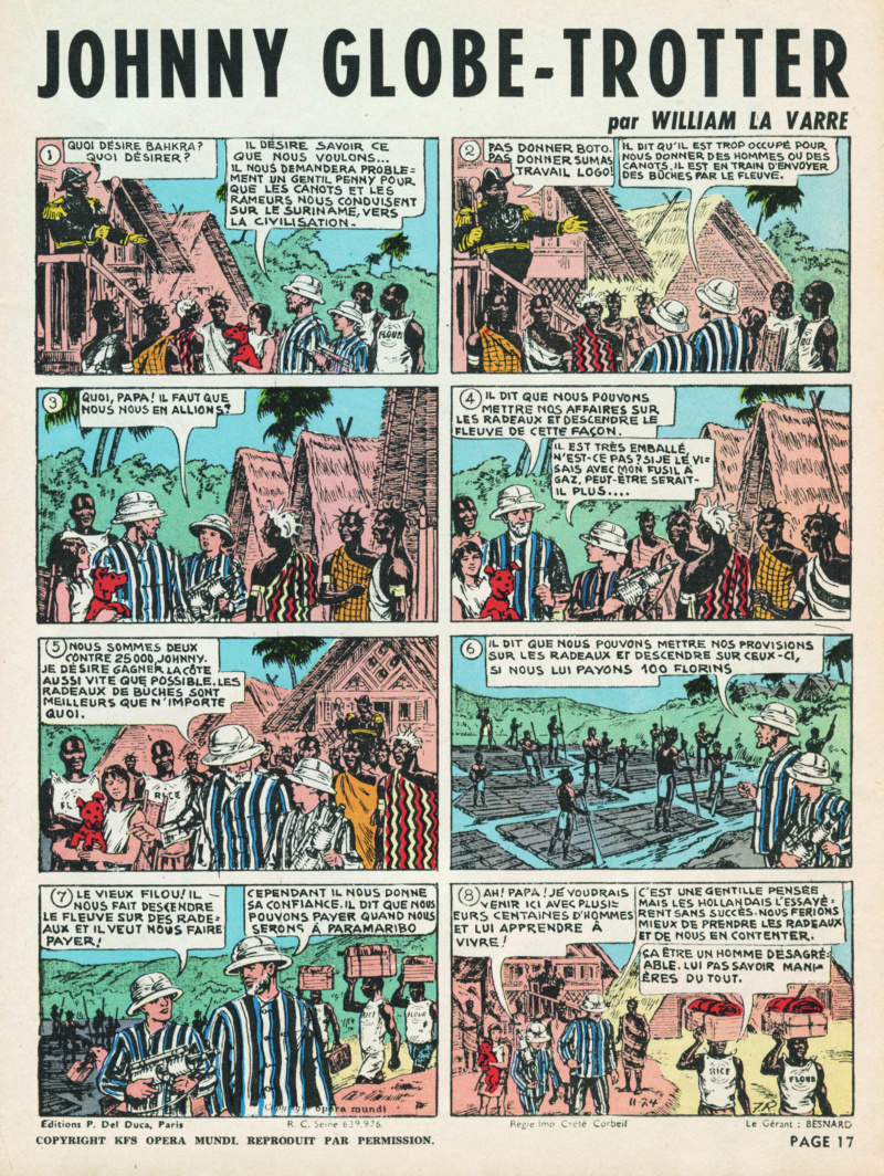 9ème Art, musée de la bande dessinée par Morris et Vankeer - Page 16 S99n1423