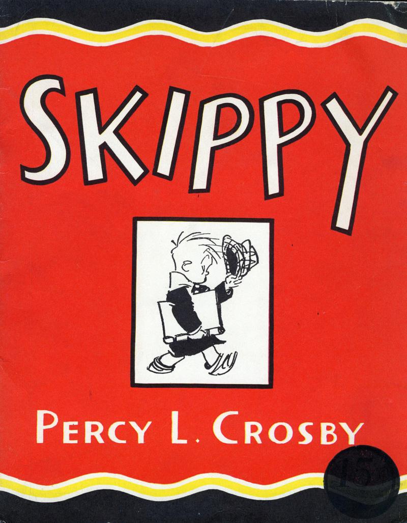 9ème Art, musée de la bande dessinée par Morris et Vankeer - Page 16 Skippy10
