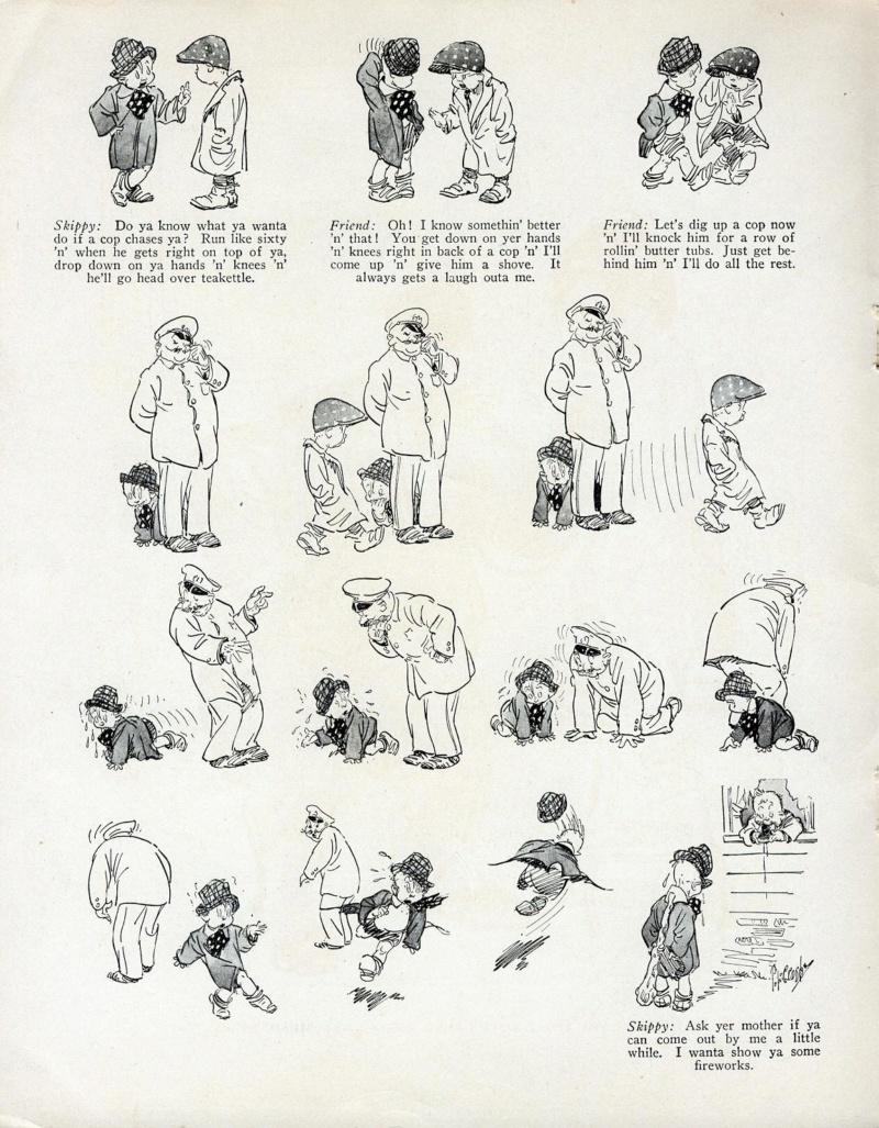 9ème Art, musée de la bande dessinée par Morris et Vankeer - Page 16 Skippy16